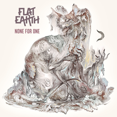 CD Shop - FLAT EARTH NONE FOR ONE LTD.