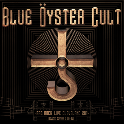 CD Shop - BLUE OYSTER CULT HARD ROCK LIVE CLEVEL