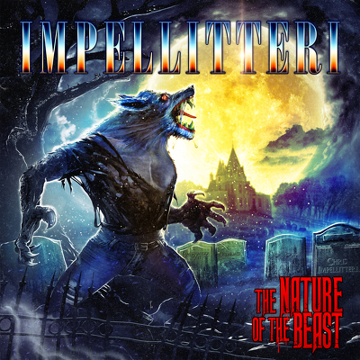 CD Shop - IMPELLITTERI THE NATURE OF THE BEAST L