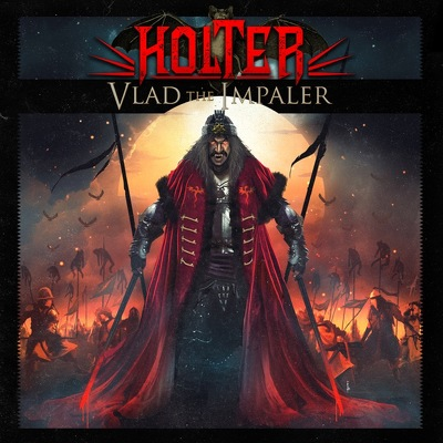 CD Shop - HOLTER VLAD THE IMPALER LTD.