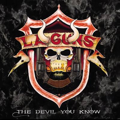 CD Shop - L.A. GUNS THE DEVIL YOU KNOW LTD.