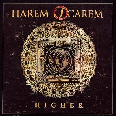 CD Shop - HAREM SCAREM HIGHER LTD.