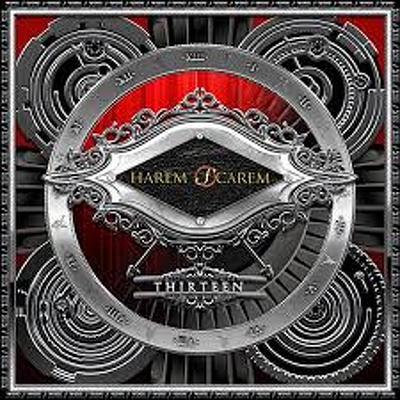 CD Shop - HAREM SCAREM THIRTEEN LTD.