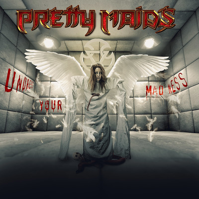 CD Shop - PRETTY MAIDS UNDRESS YOUR MADNESS LTD.