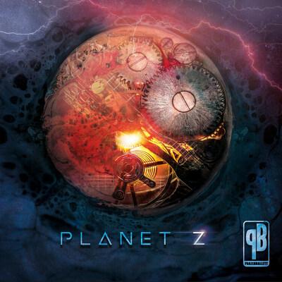 CD Shop - PANZERBALLETT PLANET