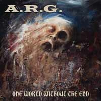 CD Shop - A.R.G. ONE WORLD WITHOUT THE END LTD.