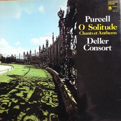 CD Shop - ALFRED DELLER O SOLITUDE, CHANTS & ANT