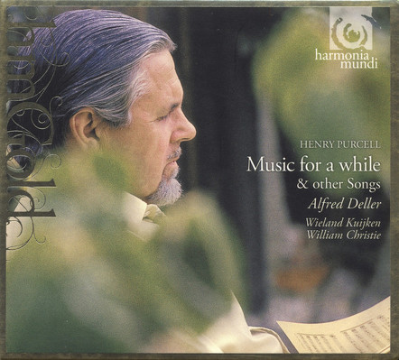 CD Shop - ALFRED DELLER MUSIC FOR A WHILE & OTHE