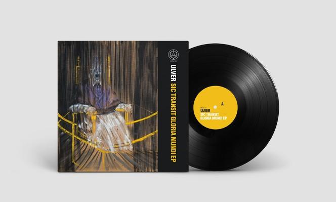 CD Shop - ULVER SIC TRANSIT GLORIA MUNDI LTD.