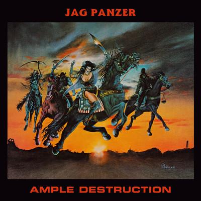 CD Shop - JAG PANZER AMPLE DESTRUTION LTD.