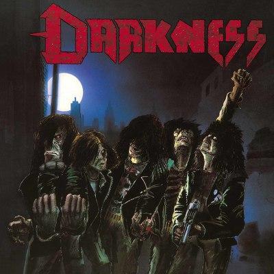 CD Shop - DARKNESS DEATH SQUAD LTD.