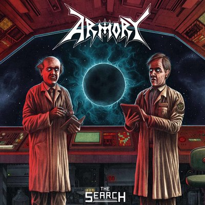 CD Shop - ARMORY THE SEARCH LTD.