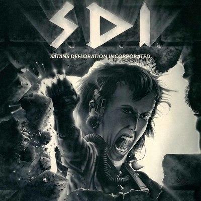 CD Shop - S.D.I. SATAN