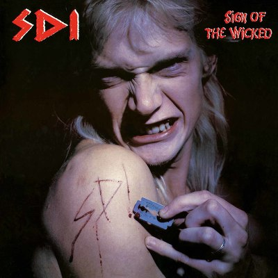 CD Shop - S.D.I. SIGN OF THE WICKED LTD.