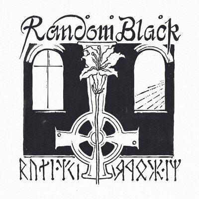 CD Shop - RANDOM BLACK UNDER THE CROSS LTD.