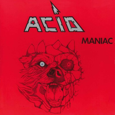 CD Shop - ACID MANIAC+7EP LTD.