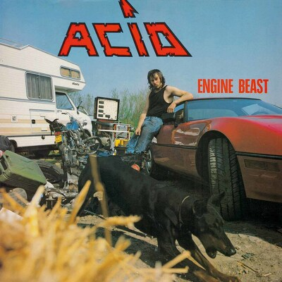 CD Shop - ACID ENGINE BEAST+7EP LTD.