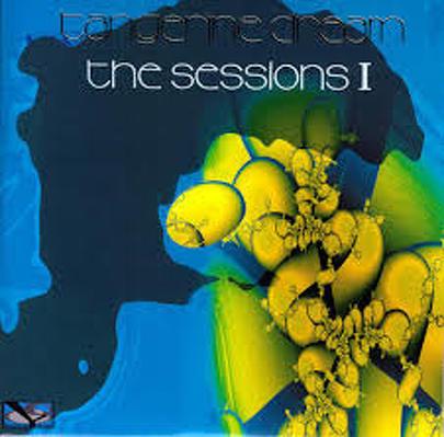 CD Shop - TANGERINE DREAM THE SESSIONS 1 LTD.