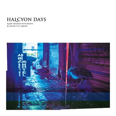 CD Shop - HALCYON DAYS RAIN SOAKED PAVEMENTS & F