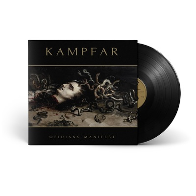 CD Shop - KAMPFAR OFIDIANS MANIFEST LTD.