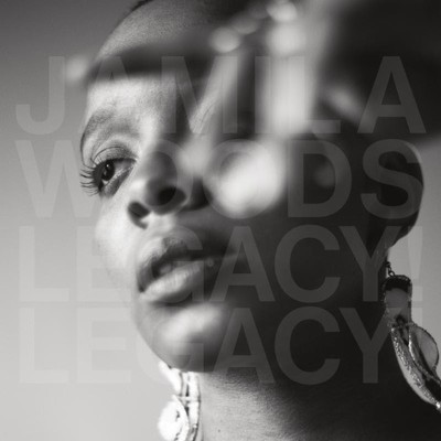 CD Shop - JAMILA WOODS LEGACY! LEGACY! LTD.