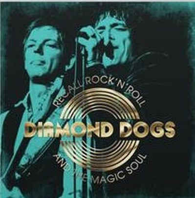 CD Shop - DIAMOND DOGS RECALL ROCK N ROLL AND TH
