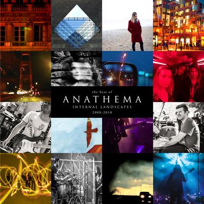 CD Shop - ANATHEMA INTERNAL LANDSCAPES 2008-2018