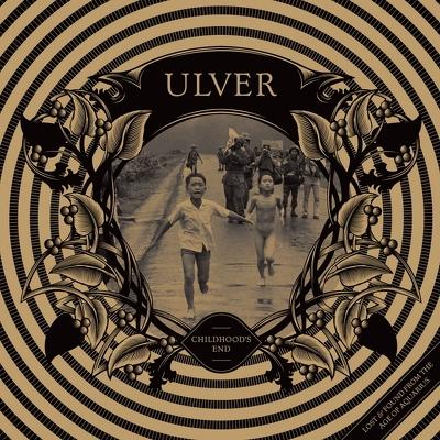 CD Shop - ULVER CHILDHOOD