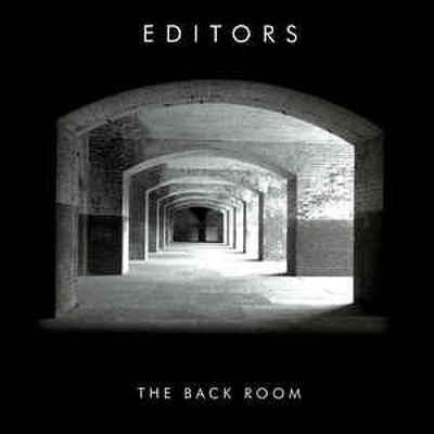 CD Shop - EDITORS THE BACK ROOM LTD.