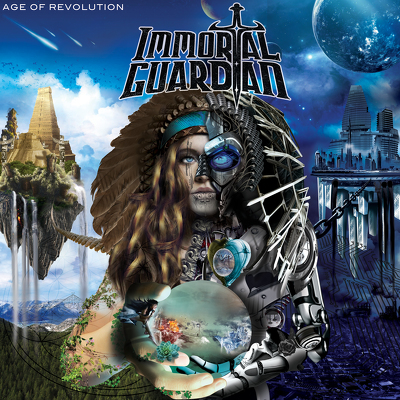CD Shop - IMMORTAL GUARDIAN AGE OF REVOLUTION LT