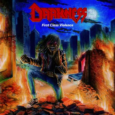 CD Shop - DARKNESS FIRST CLASS VIOLENCE LTD.