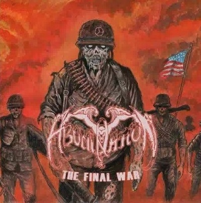 CD Shop - ABOMINATION THE FINAL WAR