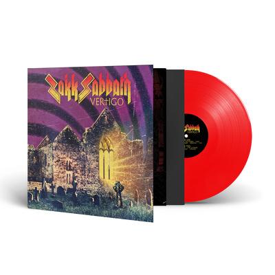 CD Shop - ZAKK SABBATH VERTIGO RED LTD.