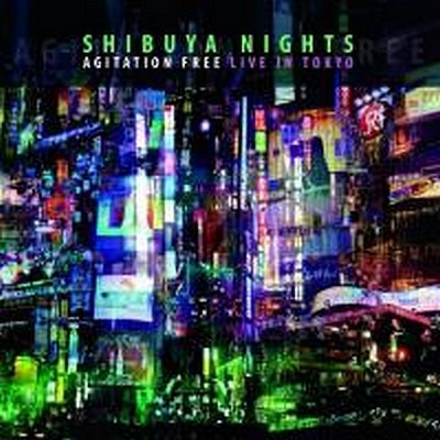 CD Shop - AGITATION FREE SHYBUIA NIGHTS LTD.
