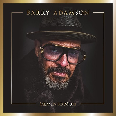 CD Shop - ADAMSON, BARRY MEMENTO MORI (78-2018)