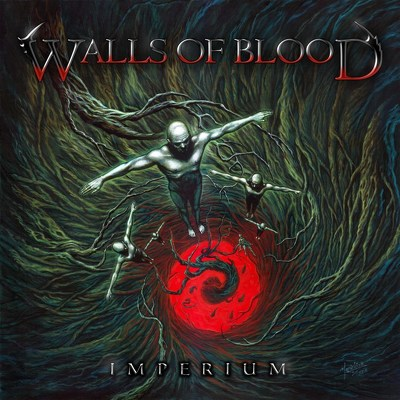 CD Shop - WALLS OF BLOOD IMPERIUM LTD.