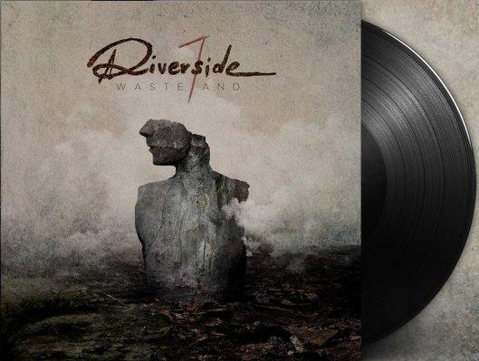 CD Shop - RIVERSIDE WASTELAND BLACK LTD.