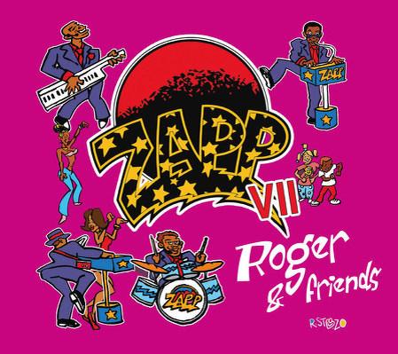 CD Shop - ZAPP ROGER & FRIENDS LTD.