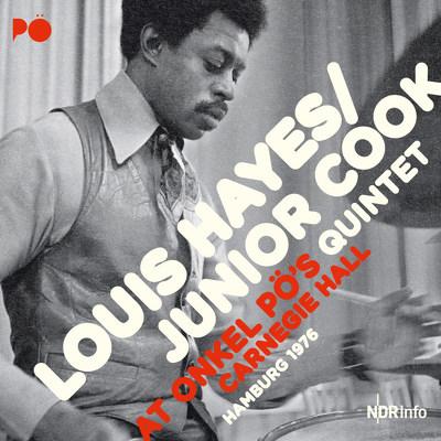 CD Shop - LOUIS HAYES / JUNIOR COOK QUINTET AT O