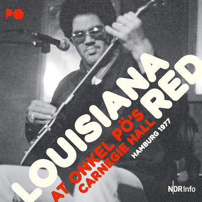 CD Shop - LOUISIANA RED AT ONKEL POS CARNEGIE HA