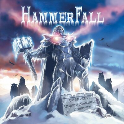 CD Shop - HAMMERFALL CHAPTER V: UNBENT, UNBOWED,