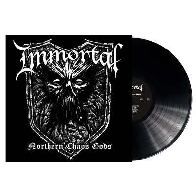 CD Shop - IMMORTAL NORTHERN CHAOS GODS LTD.