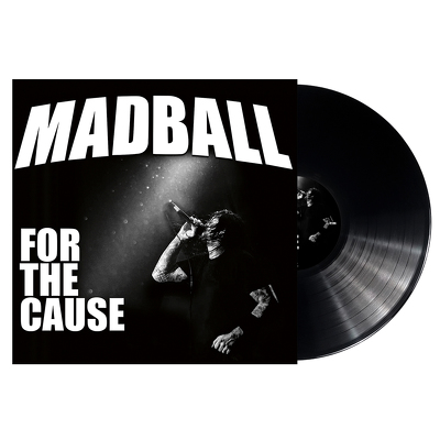 CD Shop - MADBALL FOR THE CAUSE LTD.