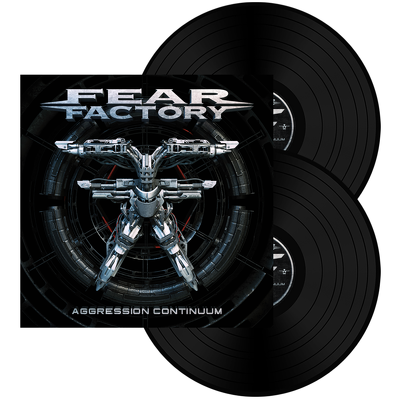 CD Shop - FEAR FACTORY AGGRESSION CONTINUUM LTD.