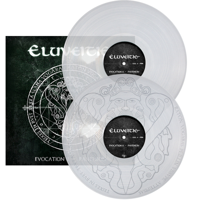 CD Shop - ELUVEITIE EVOCATION II CLEAR LTD.