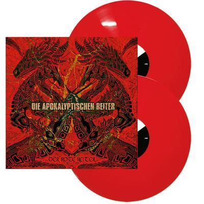 CD Shop - DIE APOKALYPTISCHEN REITER DER ROTE RE