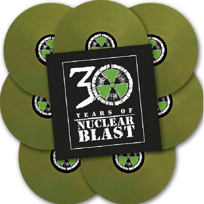 CD Shop - 30 YEARS OF NUCLEAR BLAST VINYL COMPIL