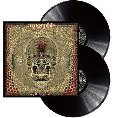 CD Shop - AMORPHIS QUEEN OF TIME LTD.