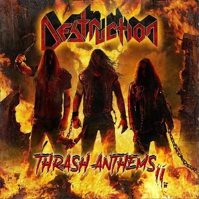 CD Shop - DESTRUCTION THRASH ANTHEMS II LTD.