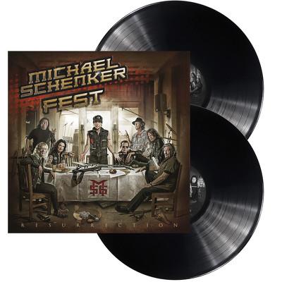 CD Shop - MICHAEL SCHENKER FEST RESURRECTION BLA